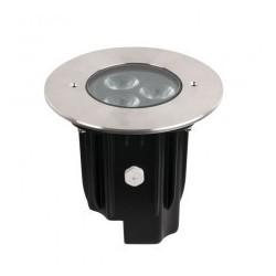 Proiector LED incastrabil, 230V Artecta Porto Ground 12 RGBW