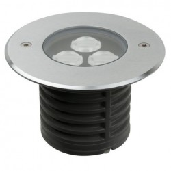 Proiector LED incastrabil, 230V Artecta Missoula-3R Asymmetric 3000 K
