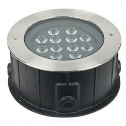 Proiector LED incastrabil, 230V Artecta Porto Ground 12 RGB
