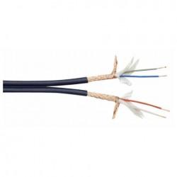 Cablu 2 fire microfon DAP Audio 100m MCD-224