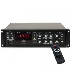 Amplificator 100V cu USB player si bluetooth LTC PAA80BT