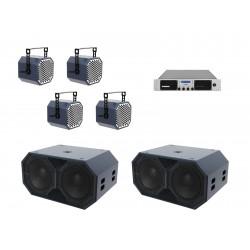 Sistem audio 4000W RMS PSSO Prime Set S