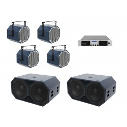 Sistem audio 4400W RMS PSSO Prime Set M