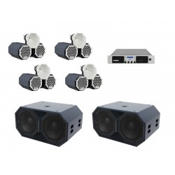 Sistem audio 4400W RMS PSSO Prime Set L