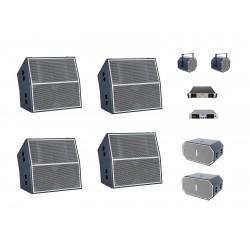 Sistem audio 15200W RMS PSSO Prime Set XXL