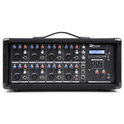 Mixer amplificat cu player USB si BT Power Dynamics PDM-C805A