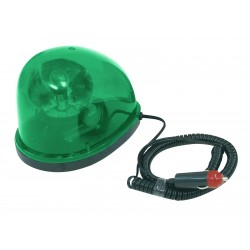 Set party Eurolite Police Beacon STA-1221 green 12V/21W