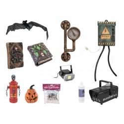 EUROPALMS Set Halloween Accessories
