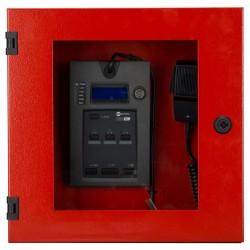 Microfon de urgenta multi-zona pentru pompier RCF BM 9804FM