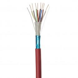 Cablu de date ecranat si ignifugat RCF CJ 428E