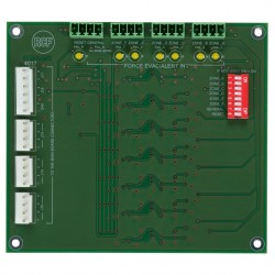 Circuit monitorizare GPI RCF MG 3006