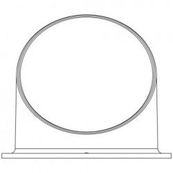 Lentila gobo pentru proiector Performer Profile Mini Showtec 33085
