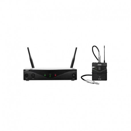 Set lavaliera wireless AKG WMS420 Instrumental