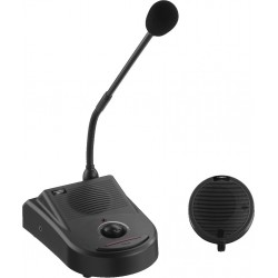 Microfon pentru sistem intercom Monacor ICM-20H