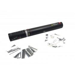 TCM FX Handheld Confetti Cannon 28cm, white/silver