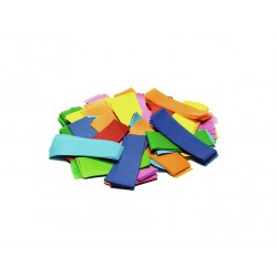 TCM FX Slowfall Confetti rectangular 55x18mm, multicolor, 1kg