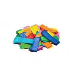 TCM FX Metallic Confetti rectangular 55x18mm, multicolor, 1kg