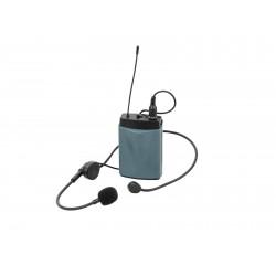 Lavaliera wireless Omnitronic WAMS-08BT Bodypack Transmitter 863.975MHz