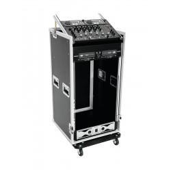 Case DJ Roadinger Special Combo Case Pro, 20U with wheels