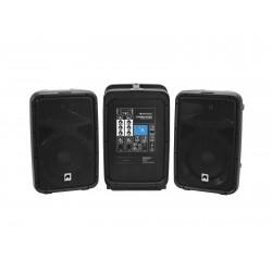 Sistem PA portabil cu bluetooth Omnitronic COMBO-160BT