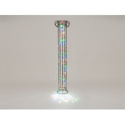 Efect decorativ LED Eurolite 360 LED Cascading Lights 3m multicolor