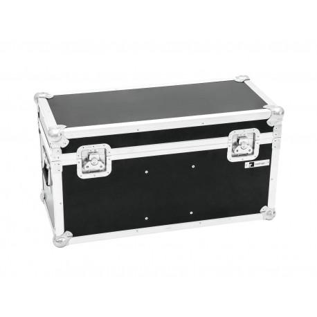 Flightcase pentru 2x TMH-X11, Roadinger Flightcase 2x LED TMH-X1 Moving-Head Beam (31005112)