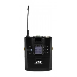 Lavaliera wireless UHF JTS RU-G3TB/5