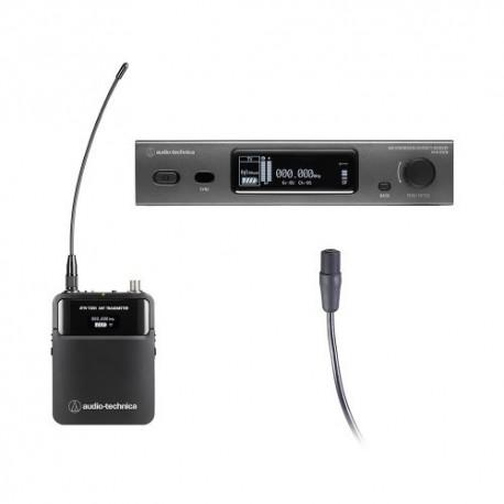 Set lavaliera wireless Audio-Technica ATW-3211/899