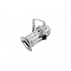 Proiector LED Eurolite LED PAR-16 6500K 3W Spot sil