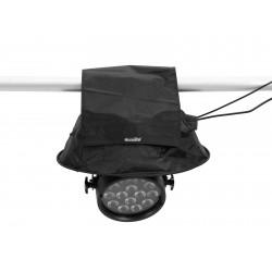 Husa impermeabila pentru proiector LED Eurolite Rain Cover Single Clamp 51837250