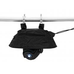 Husa impermeabila pentru proiector LED Eurolite Rain Cover Double Clamp 51837260