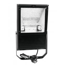 Proiector de exterior, asimetric, 150W Eurolite Outdoor Spot 150W WFL black A