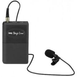 Transmitator cu microfon lavaliera Stage Line TXS-820LT