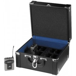 Transport case with PWM quick charging Stage Line TXA-12C