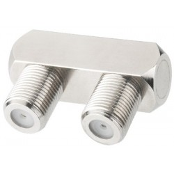 F-connector,U-shape Monacor FCH-28
