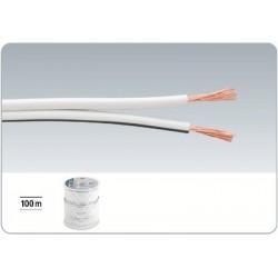 Cablu boxe Monacor SPC-70/WS