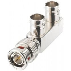 Splitter Y BNC Monacor BNC-1170