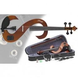 Vioara electrica 4/4, violinburst, EVN-4/4 VBR Stagg