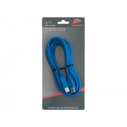 Cablu USB 3.0, A male B male, 3m, USB3 A-B 3M Jb Systems