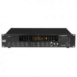 Amplificator 100V, 2 zone tuner si USB player DAP Audio ZA-9120TU