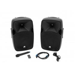 Sistem audio activ Omnitronic XFM-212AP