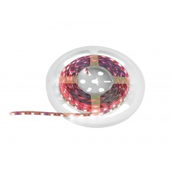 Banda de 330 LED-uri, 5m, RGB, 12V, Eurolite LED Strip 300 5m 5050 RGB 12V