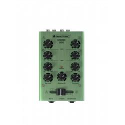 Mixer Omnitronic GNOME-202 Mini Mixer green
