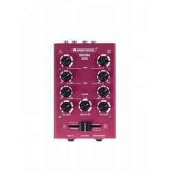 Mixer Omnitronic GNOME-202 Mini Mixer pink