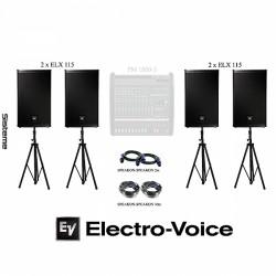 Sistem audio ElectroVoice ELX 4