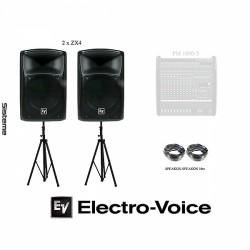 Sistem audio ElectroVoice ZX4-2