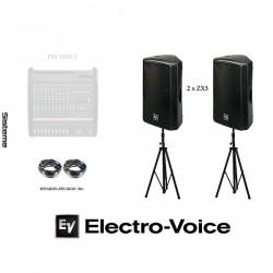 Sistem audio ElectroVoice ZX5-2