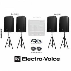 Sistem audio ElectroVoice ZLX 4