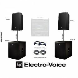 Sistem audio ElectroVoice ZLX 3