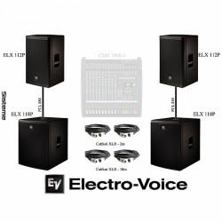 Sistem audio ElectroVoice ELX 6